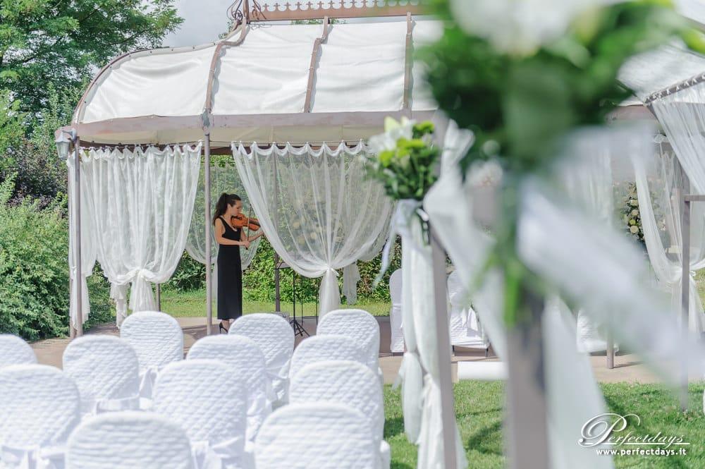 cerimonia civile e violinista matrimonio