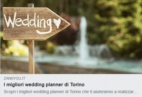 i migliori wedding planner di torino